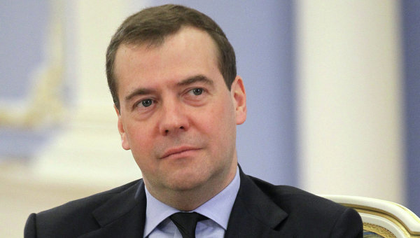 Дмитрий Медведев // telefakt.ru