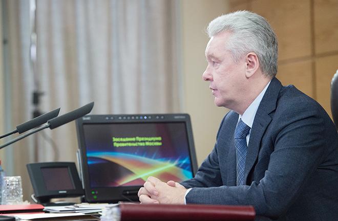 Сергей Собянин // Пресс-служба Мэра и Правительства Москвы