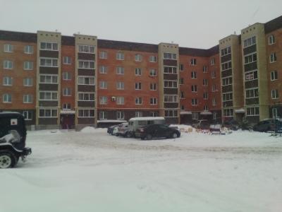 Жилой дом в Касимове, ул. Ленина, дом 44