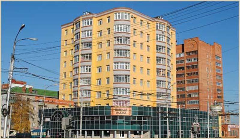 ЖК «Подкова-3», Касимовское шоссе, дом 20