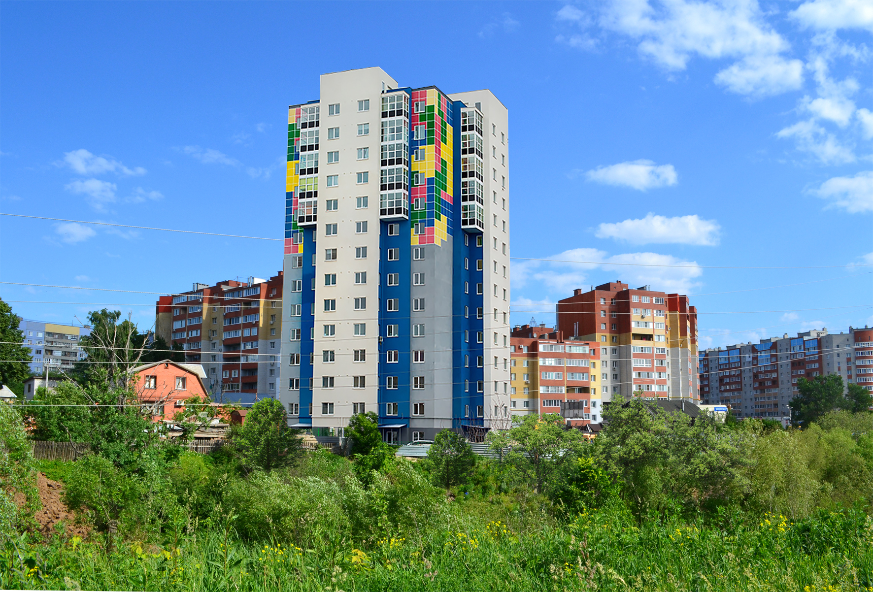 Дашково-Песочня, ул.Старое Село, д. 3