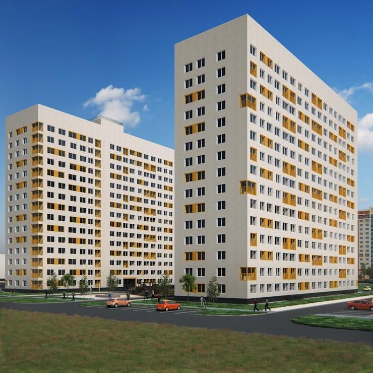 ЖК «Ломоносов», ул. Семчинская, дом 4, корпус 2, 3
